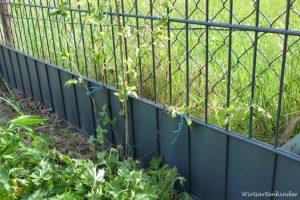 Zaun-Sichtschutz