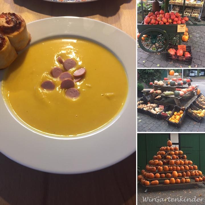 Die Kürbiszeit ist da – und damit auch die Suppenzeit!
